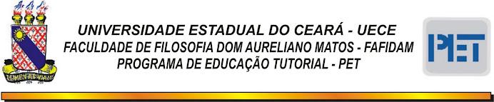 PET História da UECE - FAFIDAM