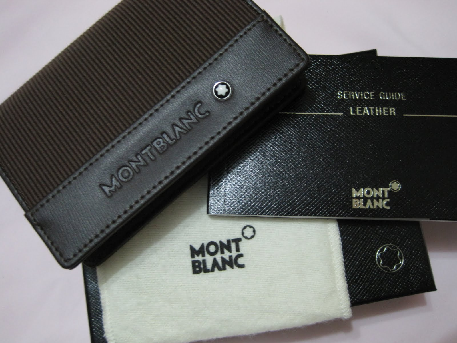 Shop4luxurygifts wts bnib montblanc mont blanc nightflight business wts bnib montblanc mont blanc nightflight business card holder reheart Choice Image
