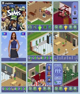 Games sims 2 mobile