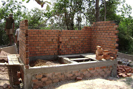 Second Latrine beside &#39;Muskoka School&#39;