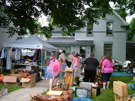 Giant Garage Sale Raises $3,900