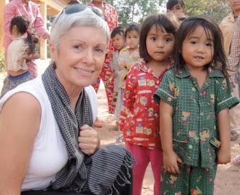 AMFWF Board Member Pauline Johns