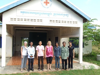 A Mine Free World Foundation and Cambodian Red Cross