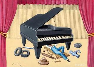 ремонт фортепиано