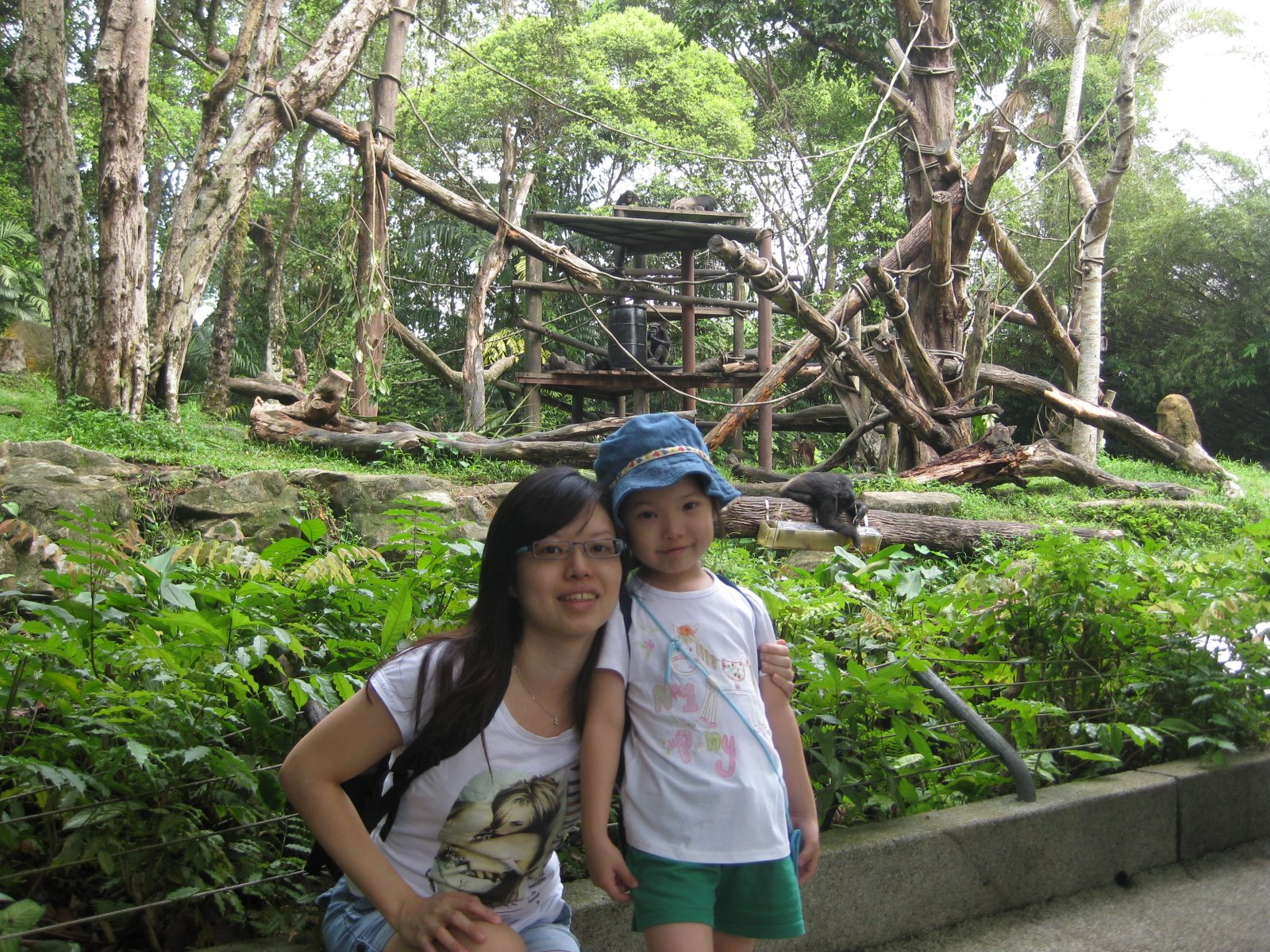 Val & Mummy