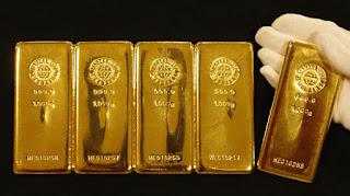 ΑΤΜ με ράβδους χρυσού
