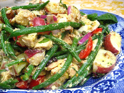 Stacey Snacks: Provencal Potato Salad