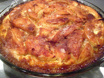 apple custard pie i don t have a clue where