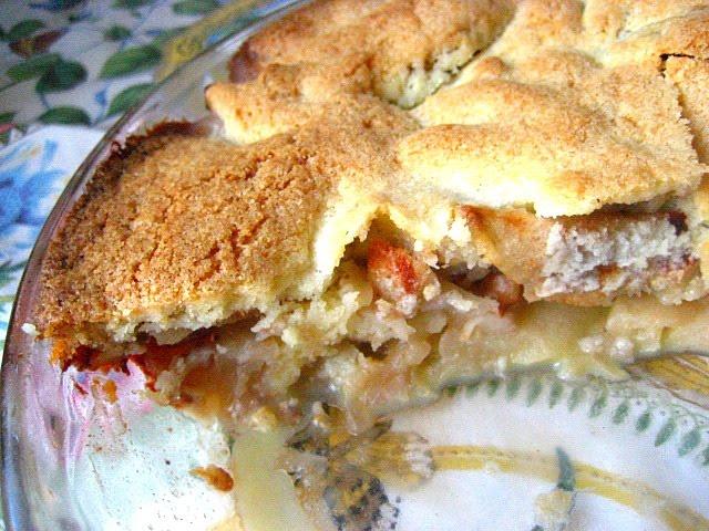 Swedish apple pie recipes