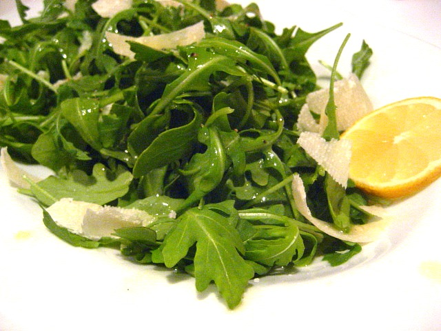 Stacey Snacks: A Salad for All Seasons: Arugula & Parmesan