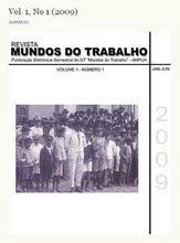 Revista Mundo do Trabalho