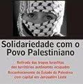 Palestina: Critica pela Arte