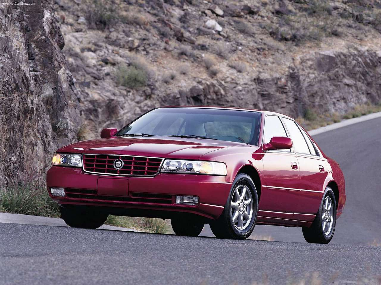 2000 cadillac seville sts. Cars Review. Best American Auto & Cars Review
