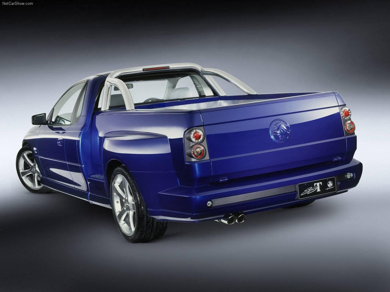 2002 Holden SST Concept