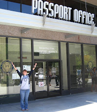Passport office in DC