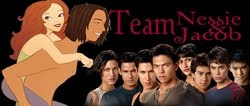 Team Nessie & Jacob