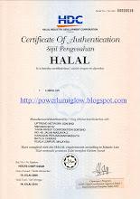 Sijil Halal JAKIM