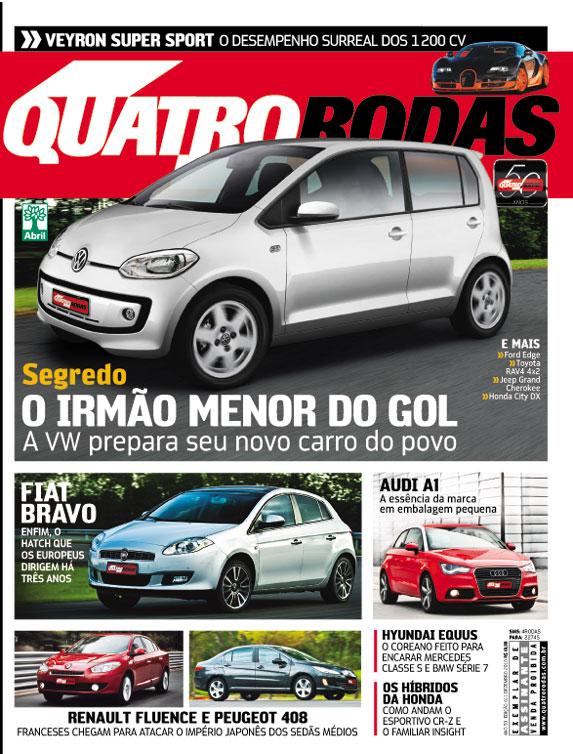 Revista Quatro Rodas Dezembro 2010
