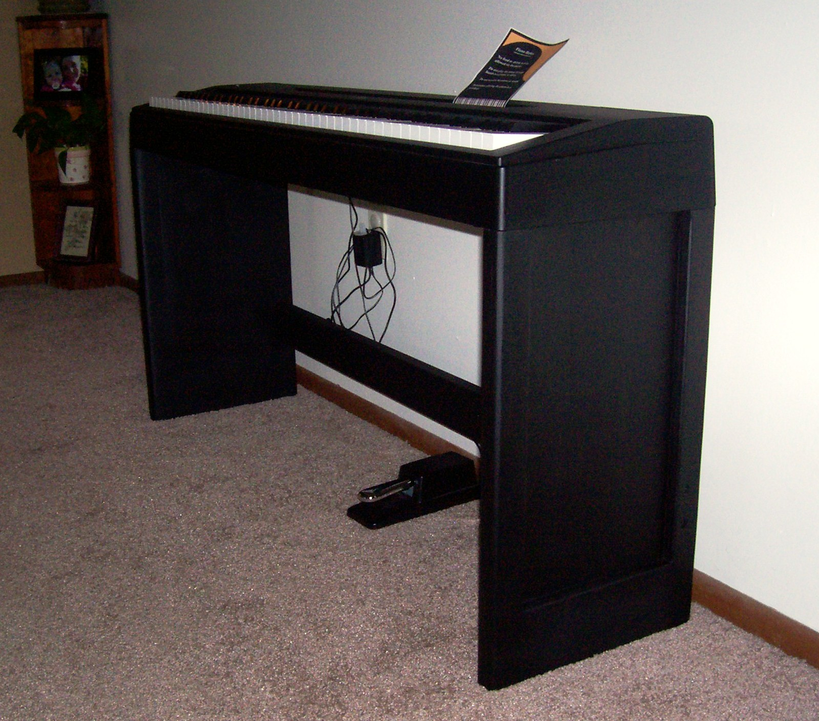 Frugal Homemaking My Newest Piece of Frugal Furniture