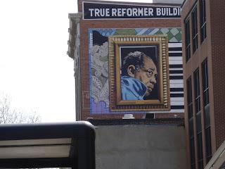 Duke Ellington Mural on U Street