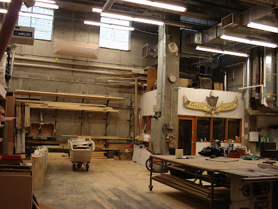 Behind the scenes at the Woolly Mammoth Theater Company