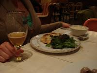 Jenny's meal