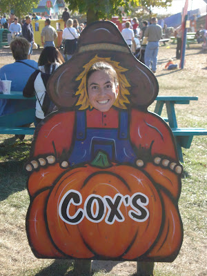 Cox Farms' Fall Festival