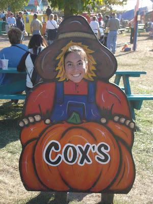 Cox Farms' Fall Festival