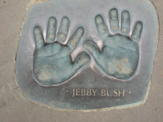 The building of an empire: Jebby Bush