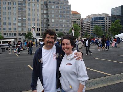 Gene Weingarten and me