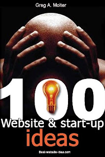 100 website & start-up ideas !