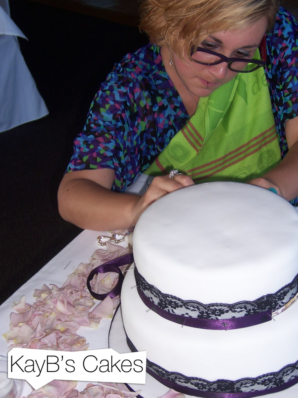 Wedding Cake Care