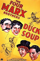 Marx Brothers poster for Duck Soup