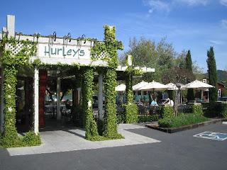 Hurley's Restaurant, Yountville, CA