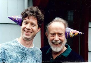 Chris & John Leyerle, c. 1995