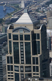 WAMU Tower in Seattle