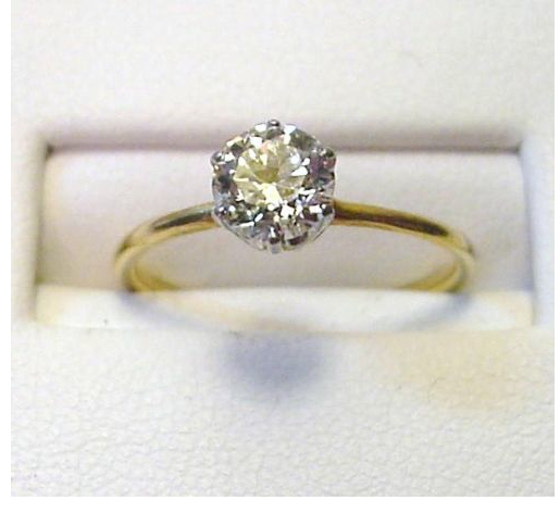 Vena Amoris The ly Antique Tiffany Engagement Ring I Will Re mend