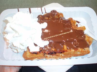 belgian waffle recipe. Real Belgian Waffles.
