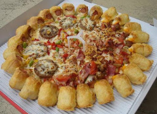 Mega Pizza from Pizza Hut