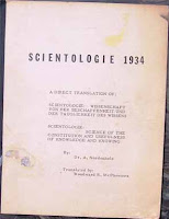 did hubbard plagarize scientology?