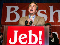 jeb: 'i have no future'