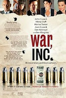 john cusack movie takes on war profiteers