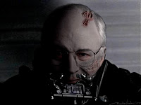 darth cheney to get battery replaced