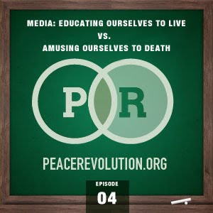 peace revolution 004: exploring media