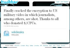 censorship act: new amendment could block wikileaks