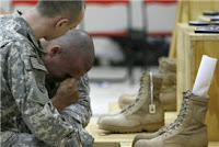 16 US troops commit suicide in iraq