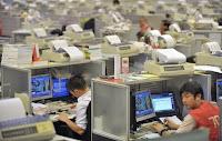 panic engulfs global stock markets