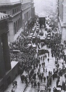 october 24: the 1929 crash began on the same day
