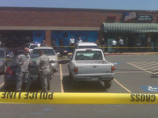 2 shot, 1 killed by gunman at arkansas military recruitment center