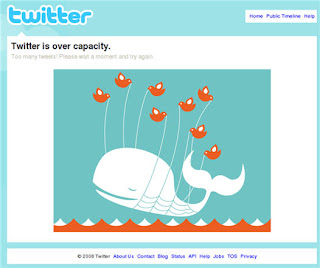 denial-of-service attack knocks twitter offline